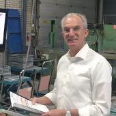 Fried Kaanen, directeur BOSCH Scharnieren B.V.
